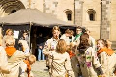 Jubiläum Stamm Xanten 2018